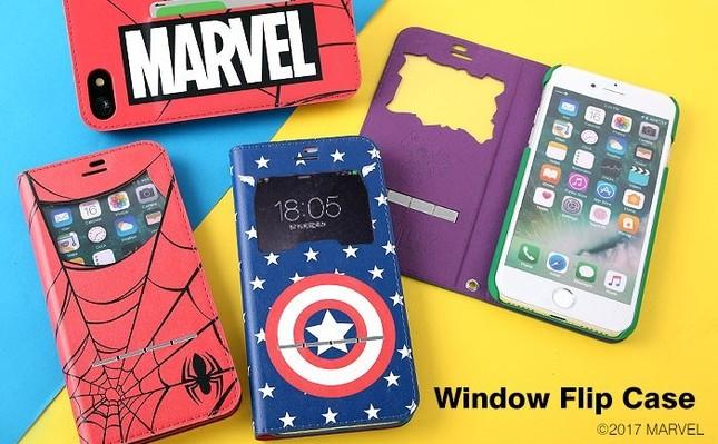 ラインアップは「キャプテン・アメリカ」、「スパイダーマン」、「ハルク」全3種