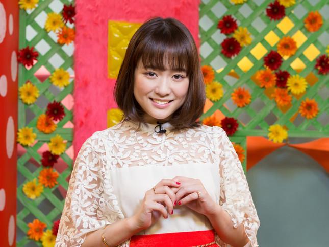 GYAO!の番組「さくch」のMCを務める大原櫻子さん