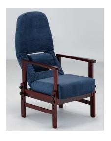 让身体保持自然S曲线的椅子
