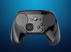 「Steam」公式コントローラー&リンク テレビで気軽にプレイ