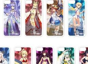 スマホゲーム「Fate/Grand Order」デザインのiPhone 7/7 Plus向けケース