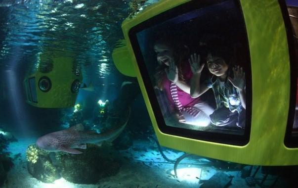 Submarine Adventure(サブマリン・アドベンチャー)©LEGOLAND® JAPAN ※写真はイメージ