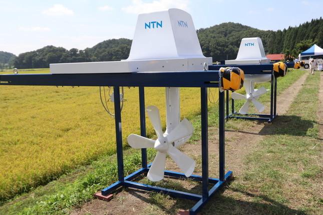 小水力発電装置「マイクロ水車」