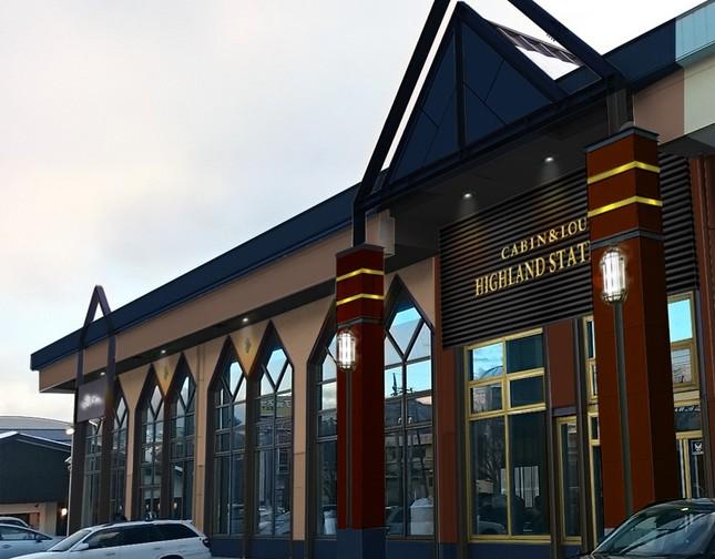 富士急ハイランドの公式カプセルホテル「キャビン&ラウンジ ハイランドステーション イン」