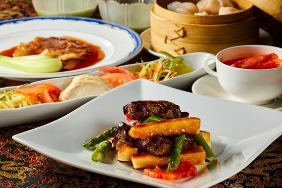 中国料理「桃李」ディナーオーダーバイキング