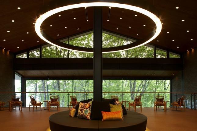 野尻湖ホテルエルボスコのテーマは「自然との共生」