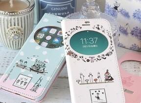 ムーミンのiPhone7ケース