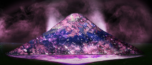 Scene2:富士山の四季