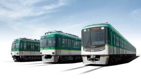 緑の濃淡ツートンが消滅... 京阪、大津線の塗装を本線に統一へ