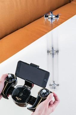 アクションカメラのような楽しみ方もできる超小型・超軽量