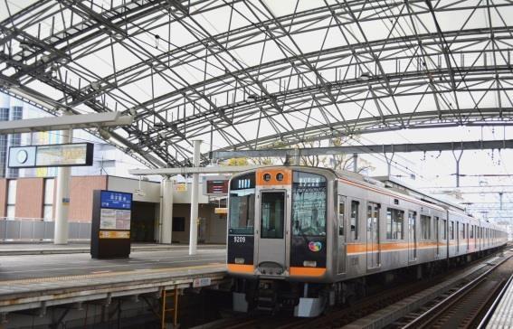 阪神電鉄・甲子園駅