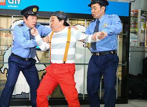 ダチョウ倶楽部の上島竜兵、レゴシティの記念イベントで誤認逮捕! その理由は...