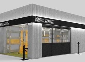 JR東日本の鉄道グッズ専門店、「鉄道の町」大宮駅西口コンコースにオープン