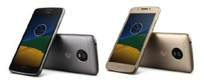 モトローラのSIMフリースマホ「Moto G5」「Moto G5 Plus」