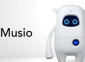 英語の勉強が楽しくなる友達ロボット・ミュージオ ネットで検索して会話
