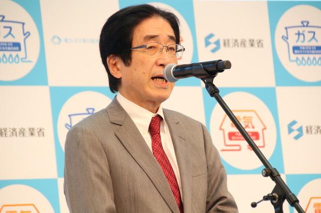 電力・ガス取引監視等委員会の八田達夫委員長