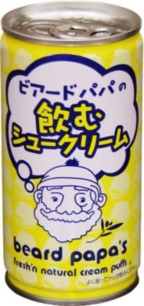 話題騒然「飲むシュークリーム」 甘ったるくてサラサラで...「アレ」に似た味【レビューウォッチ】