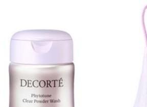 コーセー「コスメデコルテ」からパウダータイプ洗顔料 炭酸と酵素を配合