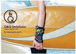 シチズン「Q&Q SmileSolar」から20気圧防水シリーズ マリンレジャーに