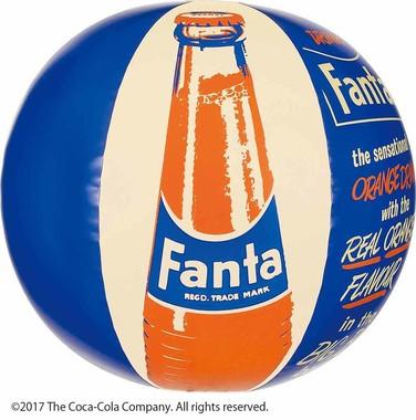 ビーチボール50cm ファンタ