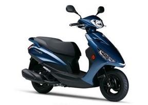 ヤマハ発動機、125ccスクーターの次世代モデル「アクシス Z LTS125」発売