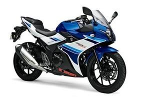 スズキ、街乗りの扱いやすさにこだわったロードスポーツバイク「GSX250R」発売