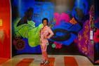「マダム・タッソー東京」に忌野清志郎フィギュア完成 愛用品と伝説のライブ写真も展示
