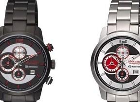 浦和レッズオフィシャルウオッチ「25th Anniversary」予約販売開始 リズム時計工業から