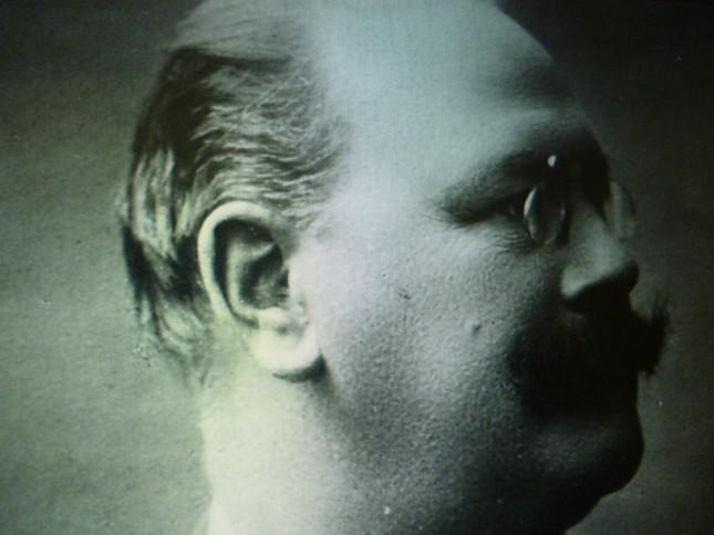 作曲家デュパルクの肖像