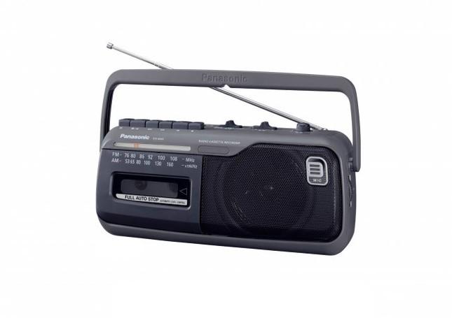 簡単操作&クリアな音質でラジオを楽しめる
