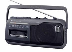 厳密なチューニング不要 自動で合わせるラジカセ&2バンドラジオ