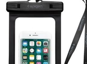 水深25mに耐えられるIPX8取得の防水スマホケース iPhone 7 Plusなど6型サイズまで対応