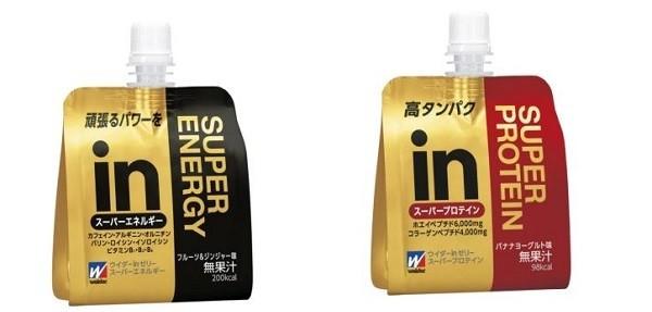 (左)エネルギー(右)プロテイン
