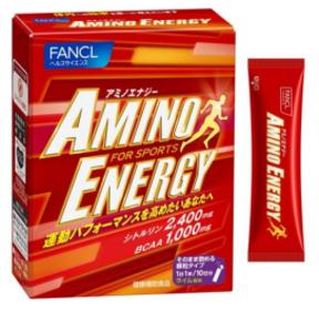 ファンケル、スーパーアミノ酸「シトルリン」を高配合した顆粒タイプのサプリメント「アミノエナジー」発売