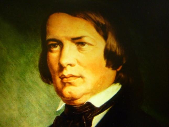 シューマンの肖像