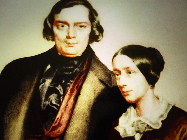 シューマン夫妻の肖像