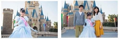 ディズニープリンセスにあこがれる女の子の夢をかなえる!