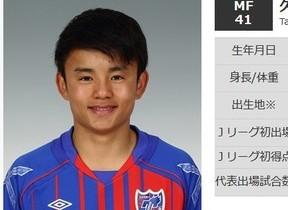 東京五輪の星、久保建英 U-20W杯に飛び級選出か