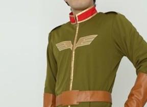 これを着て叫ぼう「ジーク・ジオン!」ジオン公国軍(下士官ver.)コスチューム一式セット