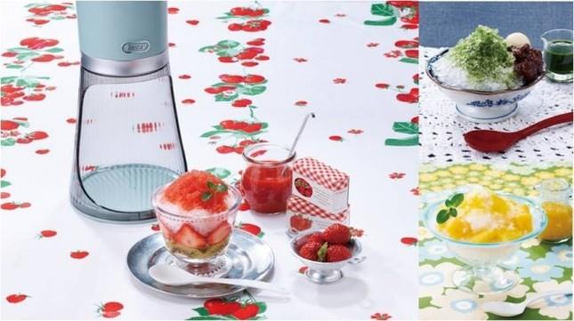キッチンの雰囲気にマッチするデザイン、夏イメージの3色を用意