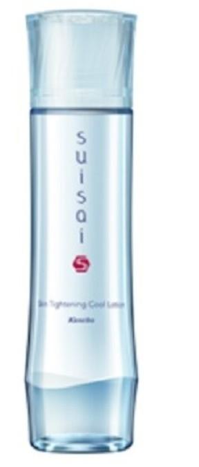suisaiから夏の肌に 引き締めタイプの化粧水「スキンタイトニングクールローション」
