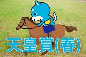 ■天皇賞 「カス丸の競馬GⅠ大予想」 2強に割って入るのはこれだ!