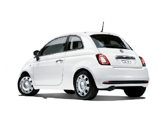 「Fiat 500」にカーナビゲーション初装備!