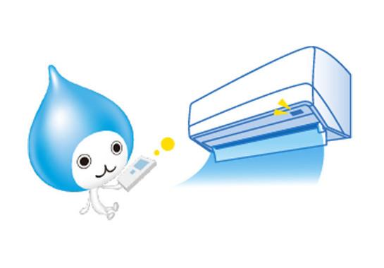 ダイキン「エアコンのスイッチオン! キャンペーン」