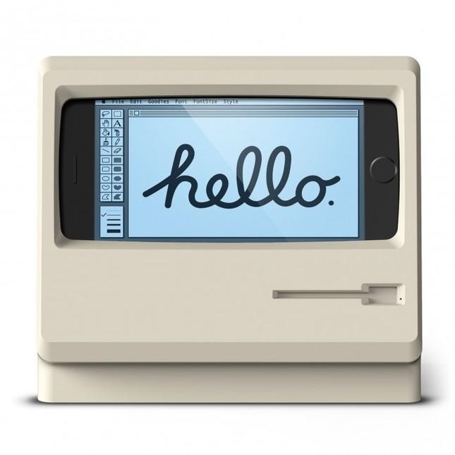 Bluetoothキーボードと組み合わせればオールドMacのように使える