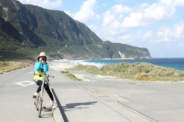 自転車&カメラと共に島めぐり