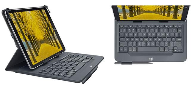 カバー+キーボード+スタンド、タブレットの機動力をアップ