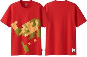 ユニクロ×任天堂 「マリオ」「スプラトゥーン」「ゼルダ」など人気キャラのデザインTシャツ