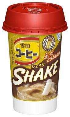 雪印コーヒーSHAKE(シェイク)