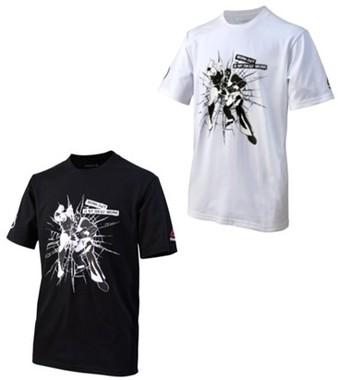 「Reebok×キン肉マン タッグTシャツ」